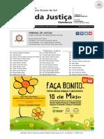 Diário Oficial do Tribunal de Justiça de Mato Grosso do Sul | Aprovação em Concurso