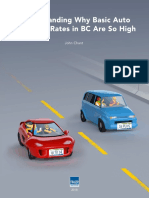 Understanding Why Auto Auto Insurance Rates in Bc Are So High