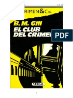(1985) El Club Del Crimen