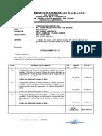 Dexters 736 - 18 Cambio de Micas Linea Bidones Ing. Iveth Aire