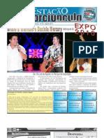 Jornal Estação Porciuncula - Agosto 2010