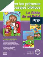 La Biblia de Los Mas Pequenos