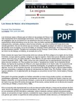 Silva 2005 - Las lineas de Nasca, otra interpretacion.pdf