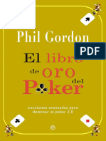 El Libro de Oro Del Poker - Phil Gordon