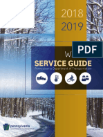 Winter service guide
