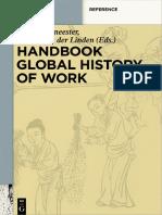 Handbook the Global History of - Karin Hofmeester