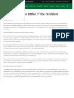 UNT President Statements 2017