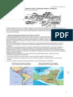 Texto de Apoyo y Guía Historia 7 Año Unidad 4 Los Mayas