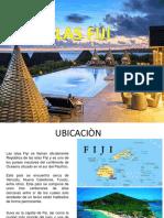 Presentación Islas Fiji.