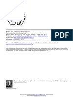 Humphrey C., 1985 - Barter and Economic Disintegration.pdf
