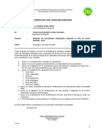Informe de Agricultura - Junio