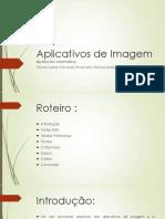 Aplicativos de Imagem