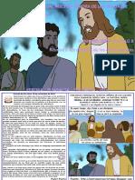 HOJITA EVANGELIO NIÑOS DOMINGO XXXIII TO B 18 COLOR