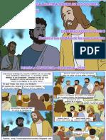 HOJITA EVANGELIO NIÑOS DOMINGO XXXIII TO B 18 SERIE