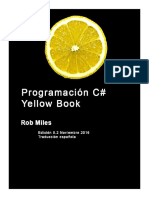 Csharp Yellow Book 2016 Spanish Edition