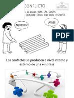 Conflictos y Cliente Interno