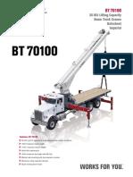 Bt 70100 Terex