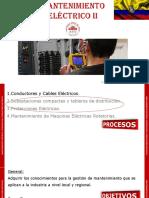 Mtto Cables y Conductores Parte 1. Pptx