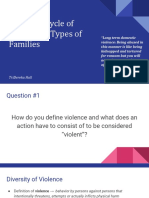 domestic violence cycle of violence   types of families-2