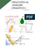 introducción análisis matemático