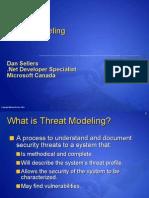 02 Threat Modeling