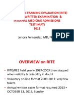 Dr Fernandez Rite Imat Report to Tos May 4