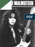 Yngwie J Malmsteen_Guitar Lessons