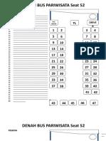 Dokumen.tips Denah Bus Pariwisata Seat 52