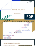 Genealogy Project (1)