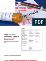 Fármacos Moduladores de Las Encefalinas