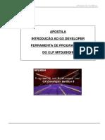 Apostila GX Developer Completo Sem SFC Ver2 1
