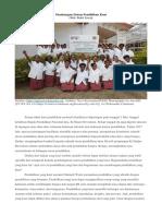 Membangun Sistem Pendidikan Kuat Kirim MSP