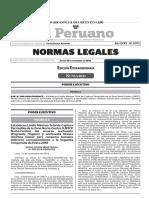 Normas Legales 20181115 Extraordinaria