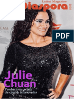 La Diaspora Latina Magazine /Fall 2018