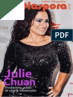 La Diaspora Latina Magazine /Fall 2018