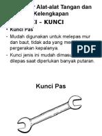 Prosedur Alat-Alat Tangan Dan Kelengkapan