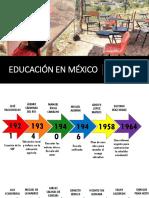 Educación en México (1)