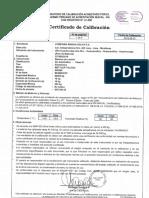 Certificado Calibracion Balanza 20.06.18