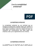 Qué Es La Contabilidad Ambiental (1)