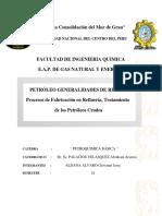 Generalidades de Refino Deshidratacion Desalacion (ALDANA ALVARO GIOVANNI)