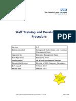 Training Evaluation Form