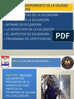 Cap1-Aseguramiento de La Calidad en La Soldadura Cap2-SIMBOLOGIA en SOLDADURA
