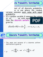 Discrete Probability Distribution-part1