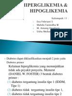 Diabetes ( Hiperglikemi )
