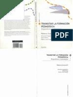 Transitar la formación pedagógica.pdf
