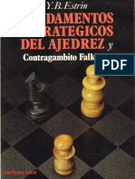 77 -fundamentos estrategicos del ajedrez - yakov estrin.pdf