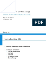 4 Utilization of Electric Energy