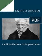 Aroldi Cesare Enrico_- La filosofía de A. Schopenhauer.pdf