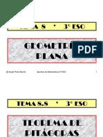 G. Plana Teorema de Pitagoras