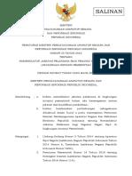 Permenpan 25 2016 Nomenklatur Nama Jabatan Pelaksana.pdf
